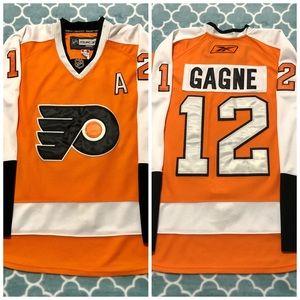 Reebok NHL Philadelphia Flyers Simon Gagne Jersey
